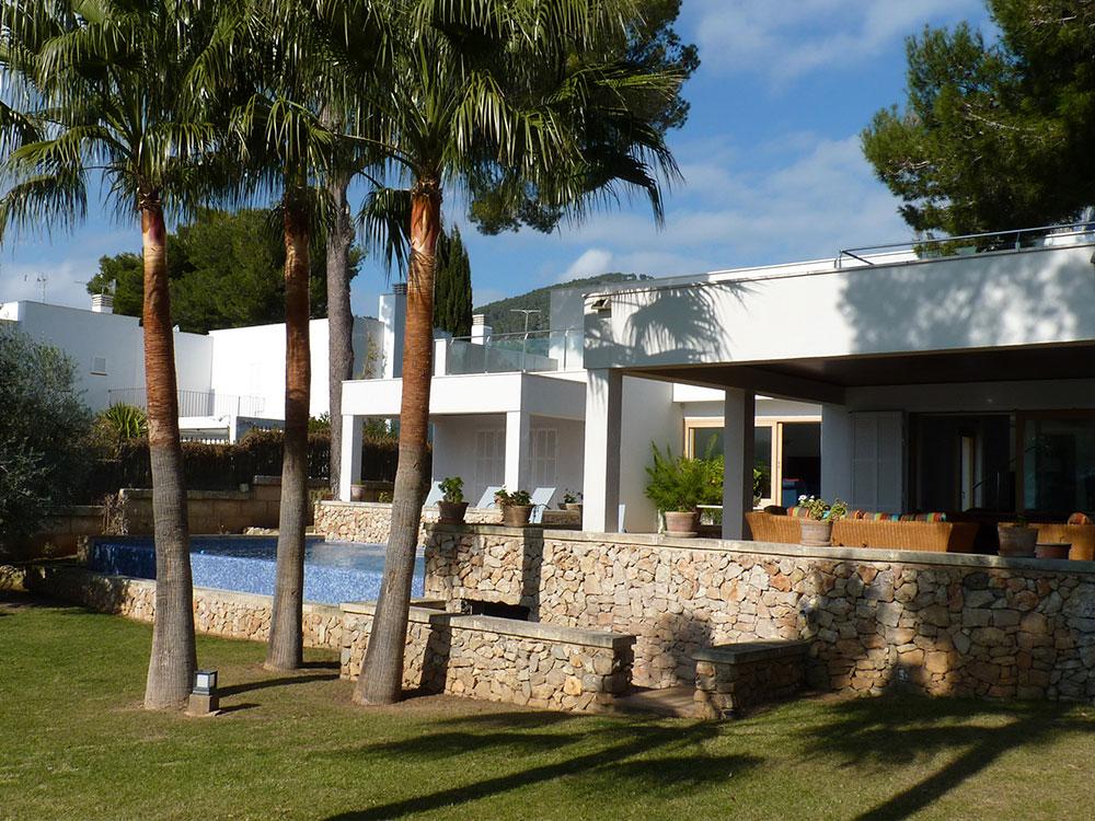 Villa la Fuente, Costa de los pinos