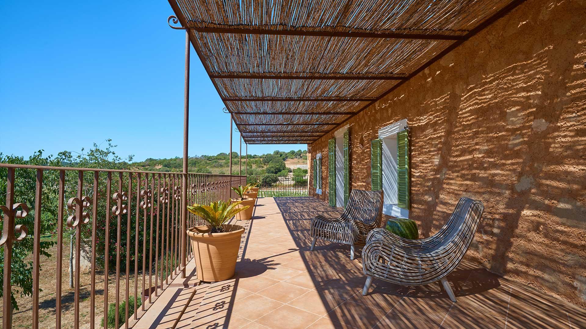 Villa Hortella Nou Vilafranca de Bonany Mallorca
